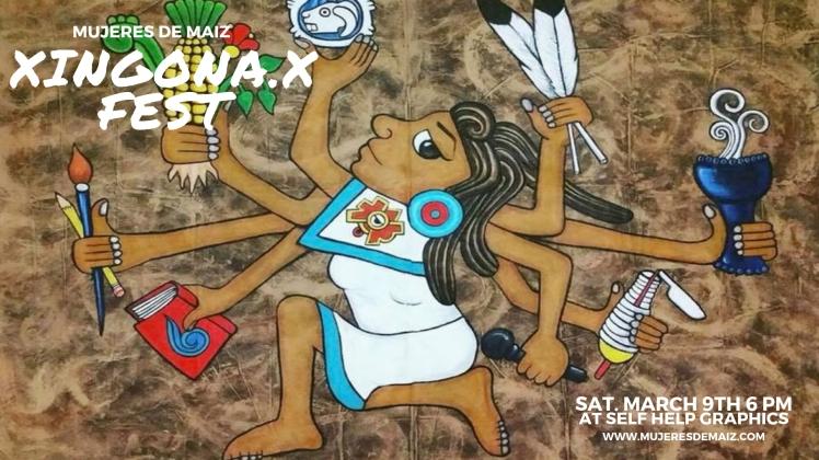 Xicana.x Fest 2